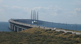image illustrative de l'article Pont de l'Øresund