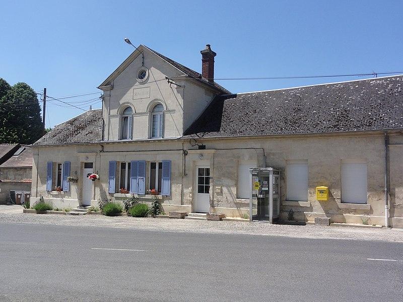 Œuilly (Aisne) Mairie