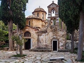 Кесариани,  Attica, Греция