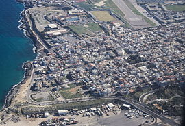 Aerial photograph of Nea Alikarnassos