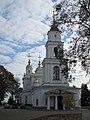 Андріївська церква, дзвіниця (Полтава).JPG