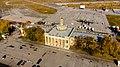 Аэровокзал городского аэропорта вид с воздуха 02.jpg