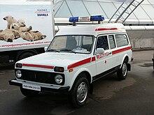 Lada Niva - Wikipedia