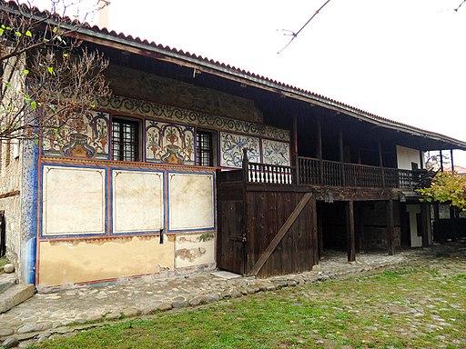 Веляновата къща Банско