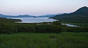 Kurile Lake - The environment at Kurile Lake