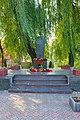 Вінниця, Пам'ятник 14 учням і вчителям школи №1, загиблим на фронтах ВВВ.JPG