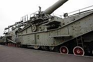 Железнодорожная артиллерийская установка ТМ-3-12 (16)