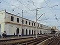 Железнодорожная станция, где в 1893 г. останавливался Ленин 03.JPG