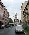 Колокольня церкви Святых Кирилла и Мефодия со стороны улицы Тюшина..jpg