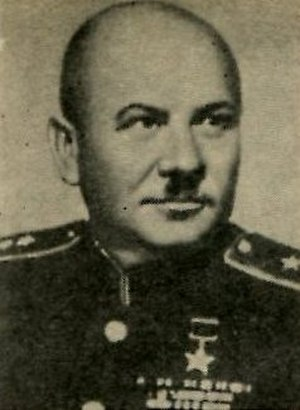 Stepan Krasovsky - General Stepan Krasovsky.