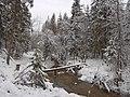 Мостик через речку Горетовка - panoramio.jpg