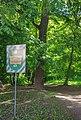 Охоронний знак парку Рильського.jpg