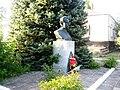 Пам'ятник Підтикану І. Д.- Герою Радянського Союзу, с. Білоцерківка, біля школи, с. Білоцерківка, Запорізька обл.jpg