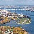 Парк в пойме р. Которосль, Ярославль - вид с высоты.jpg