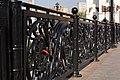 Перила Патриаршего моста, Москва.jpg