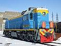ТЭМ18ДМ-3123, Казахстан, Карагандинская область, депо КПТУ (Trainpix 128553).jpg
