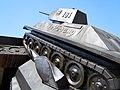 """Танк-победитель """"Т-34"""" (фрагмент композиции) - panoramio.jpg"""