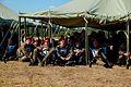 Тренування Нацгвадійців до параду військ з нагоди 25-ї річниці незалежності України IMG 6174 (28935445542).jpg