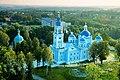 Храм в Деденёво (Россия Подмосковье) - panoramio.jpg