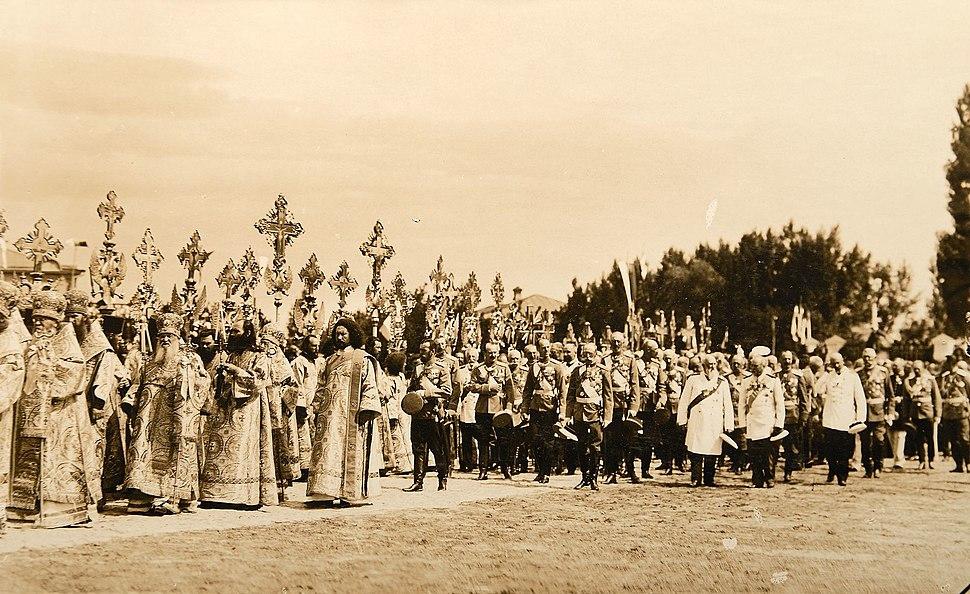 Хресна хода в Полтаві 1909