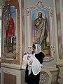 Хрещення новонароджених в Храмі Вознесіння Господнього.jpg