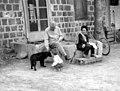 בית משפחת כהן לינה ויצחק כהן גיורא בנו של משה 1943 - iמושבה כנרתכהןi btm5389.jpeg