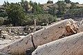 מראה חורבות בעיר העתיקה בית שאן.JPG