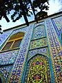 کاشی کاری قسمت قدیمی مسجد جامع سنندج.jpg