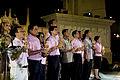 นายอภิสิทธิ์ เวชชาชีวะ นายกรัฐมนตรี เป็นประธานในพิธี - Flickr - Abhisit Vejjajiva (4).jpg