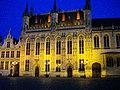 ブルグ広場の市庁舎 Stadhuis(1420) - panoramio.jpg