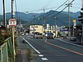 国道169号 鶉町バス停付近 Uzura-machi 2012.8.13 - panoramio.jpg