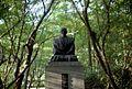 石田三成象/佐和山 - panoramio.jpg