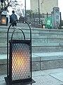 福井市足羽、愛宕坂の行灯ライトアップ。 (5623567843).jpg