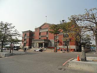 Kinmen County Government - Police Bureau Jinhu Branch