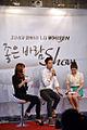 조인성, LG 휘센 1일 바람 캐스터 변신 (4).jpg