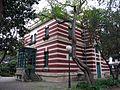 011 Casa de Santa Teresa, façana av. Víctor Balaguer (Vilanova i la Geltrú).jpg