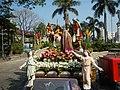 02753jfHoly Wednesday Good Friday processions Baliuag Augustine Parish Churchfvf 03.JPG