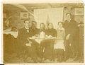 03. Knutstorp, gamla stugan innan den revs (1914).jpg