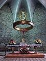 058 Santa Maria de Camprodon, altar major.JPG