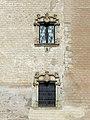 094 Torre Pallaresa, façana renaixentista, finestrals.JPG