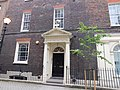 10 Bloomsbury St, London (Streatham St side) 01.jpg