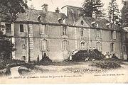 Carte postale du Château des Comtes de Guernon-Ranville