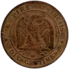 10 centimes Napoléon III revers.png