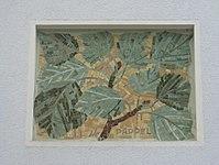 1170 Andergasse 10-12 - Ernest Bevin-Hof Stg 6 - Hauszeichen Pappel von Hildegard Krampa 1958 IMG 4748.jpg