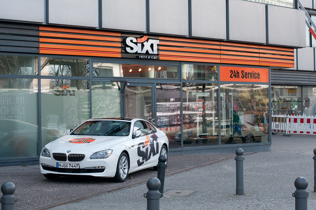 sixt se wikipedia. Black Bedroom Furniture Sets. Home Design Ideas
