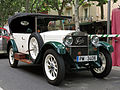129 Fira Modernista de Terrassa, mostra de cotxes d'època a la Rambla.JPG