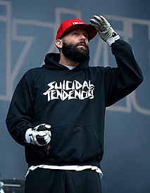 Fred Durst American singer and film director
