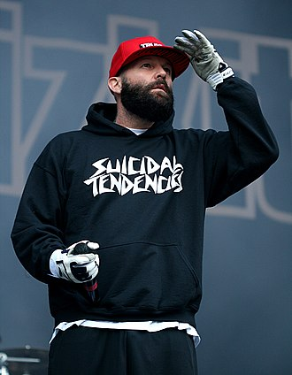 Fred Durst - Fred Durst with Limp Bizkit in 2013