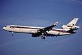 135ab - Thai Airways International MD-11; HS-TMD@ZRH;30.06.2001 (5326681485).jpg