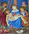 13 Jezus z krzyza zdjety, kolegiata, Lidzbark Warmiński.jpg
